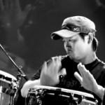 和佐野功(Drums, Percussion